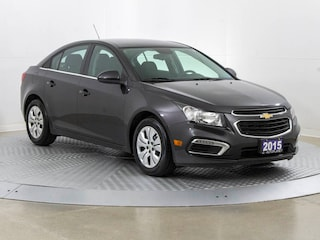 2015 Chevrolet Cruze 1LT, Bluetooth, New All Season Tires! Sedan