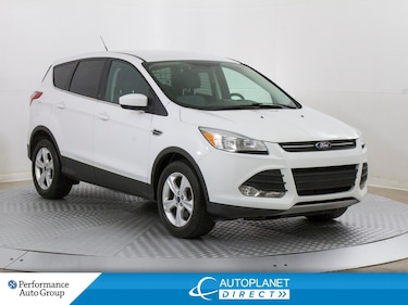 2014 Ford Escape SE 4x4, Back Up Cam, Heated Seats, Inverter!! SUV