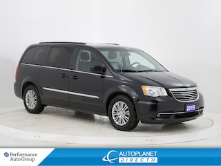2015 Chrysler Town & Country Touring Limited, Back Up Cam, Heated Seats! Minivan
