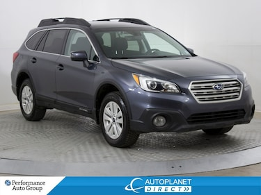 2017 Subaru Outback AWD, Touring Tech, Sunroof, Back Up Cam! SUV
