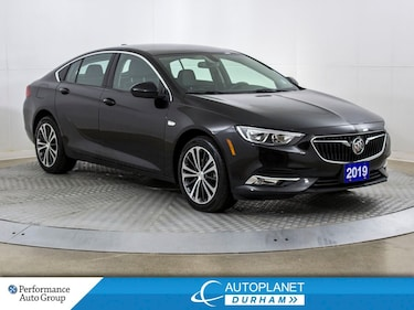 2019 Buick Regal Sport Back Preferred 1SC, Turbo, Back Up Cam! Sportback