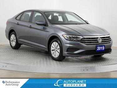 2019 Volkswagen Jetta 1.4 TSI Comfortline, Back Up Cam, Apple Carplay! Sedan