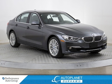 2015 BMW 328I xDrive Turbo, Navi, Back Up Cam, New Brakes! Sedan