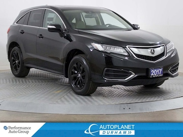 2017 Acura RDX AWD, Tech Pkg, Navi, Sunroof, New Brakes! SUV
