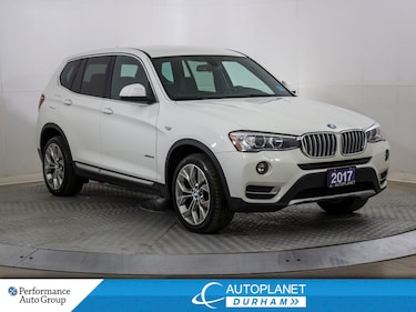 2017 BMW X3 xDrive28i, Back Up Cam, New Brakes! SUV