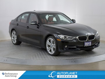 2015 BMW 328I xDrive, Navi, Sunroof, Back Up Cam, New Brakes! Sedan
