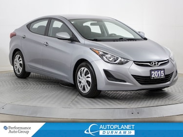 2015 Hyundai Elantra GL, Bluetooth, Heated Seats, Clean Carfax! Sedan