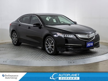 2016 Acura TLX AWD, Tech Pkg, Navi, Sunroof, Bluetooth! Sedan