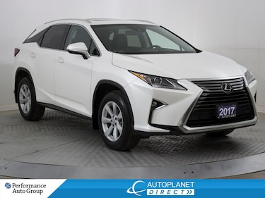 2017 LEXUS RX 350 AWD, Back Up Cam, Sunroof, Leather! SUV