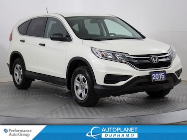 2015 Honda CR-V LX AWD, Back Up Cam, Bluetooth! SUV