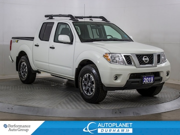 2019 Nissan Frontier PRO-4X 4x4, Navi, Sunroof, Back Up Cam! Truck Crew Cab