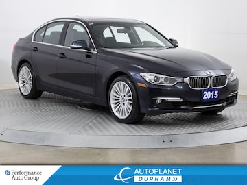 2015 BMW 328I xDrive, Navi, Sunroof, Memory Seat, Bluetooth! Sedan