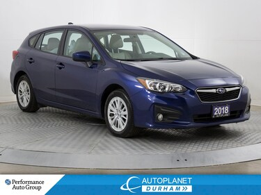 2018 Subaru Impreza Touring, AWD, Back Up Cam, Bluetooth! Hatchback