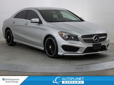 2015 Mercedes-Benz CLA 250 4MATIC, Navi, Back Up Cam, New Brakes! Coupe