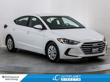 2017 Hyundai Elantra L, Heated Seats, Clean Carfax, Ontario Vehicle! Sedan