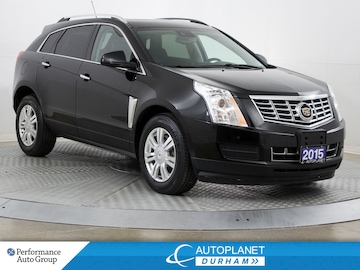 2015 Cadillac SRX Luxury AWD, Navi, Pano Roof, New Tires/Brakes! SUV
