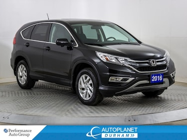2016 Honda CR-V EX-L AWD, Back Up, Heated Seats, Sunroof! SUV