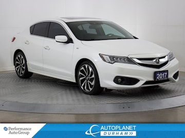 2017 Acura ILX A-Spec, Navi, Back Up Cam, Sunroof! Sedan