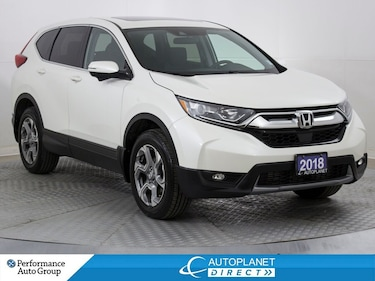 2018 Honda CR-V EX AWD, Back Up Cam, Siri Eyes Free, Honda Link! SUV