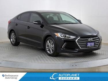 2018 Hyundai Elantra GL SE, Back Up Cam, Sunroof, Blind Spot Assist! Sedan