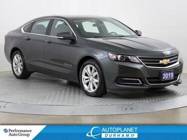 2019 Chevrolet Impala LT, Remote Start, Back Up Cam, OnStar! Sedan
