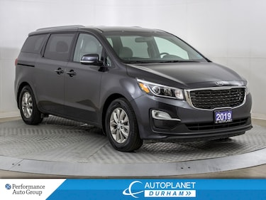 2019 Kia Sedona LX, Back Up Cam, Heated Seats, Bluetooth! Van Passenger Van
