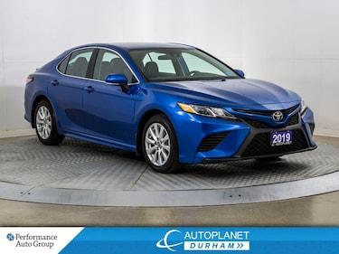 2019 Toyota Camry SE, Back Up Cam, Wireless Charging, Bluetooth! Sedan