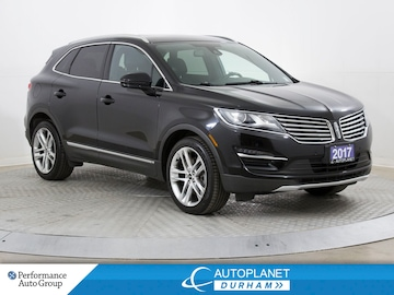 2017 Lincoln MKC Reserve AWD, Navi, Sunroof, Back Up Cam! SUV