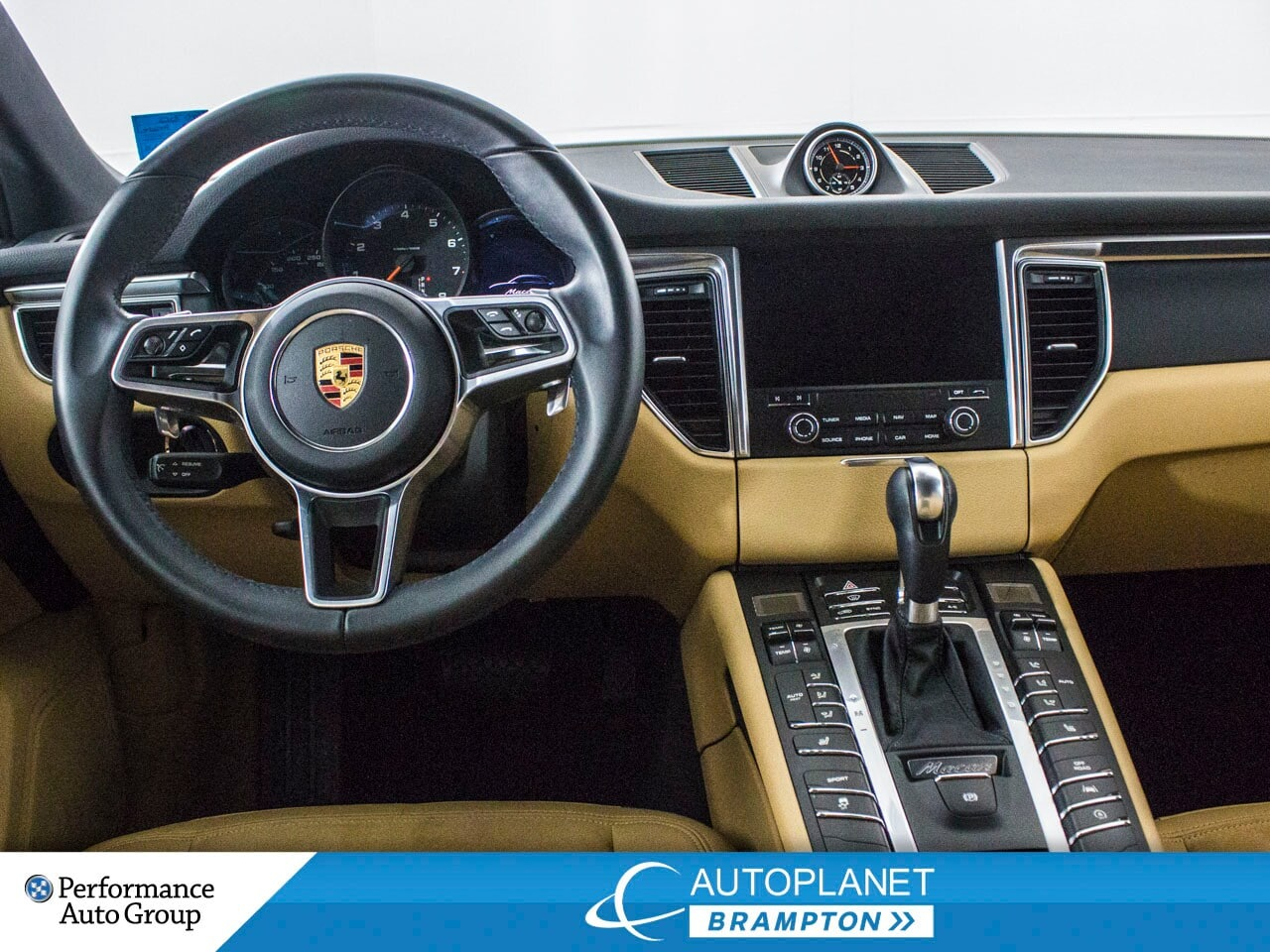 Used 2017 Porsche Macan For Sale at Performance Auto Group
