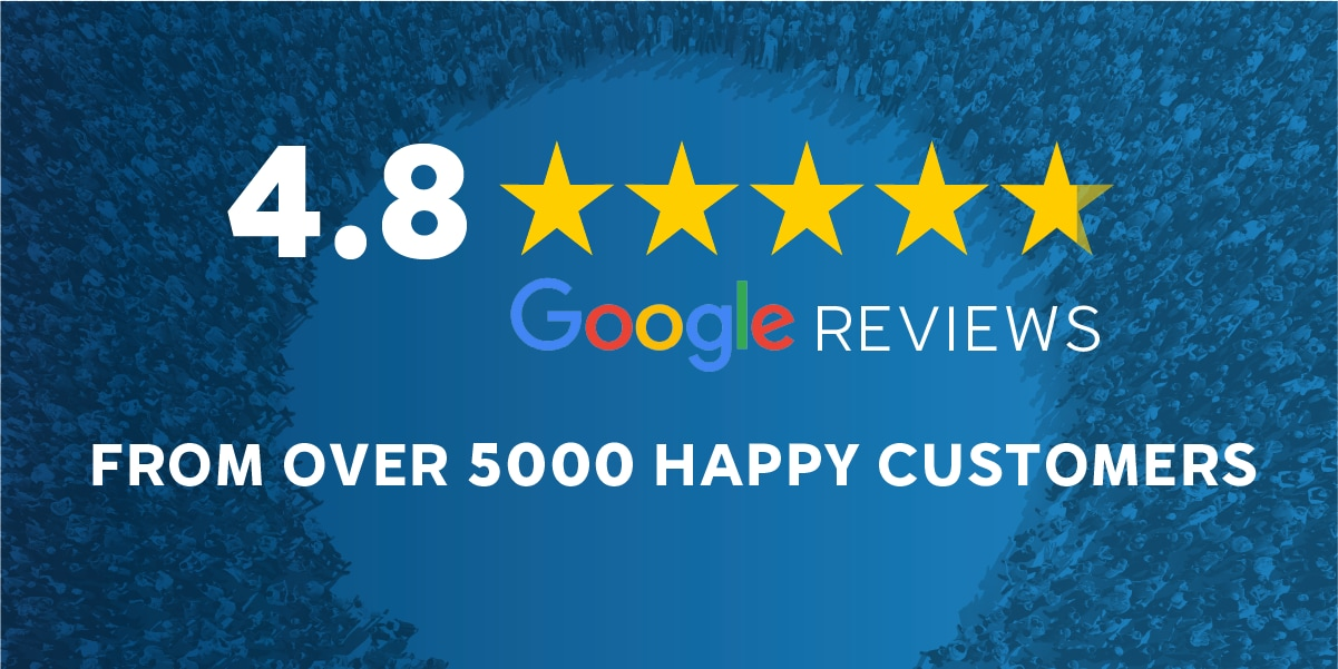 Over 4,000 Happy Customers