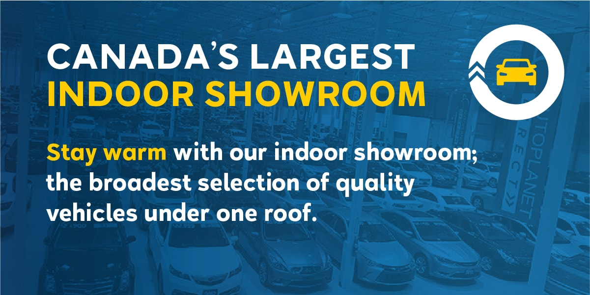 Canada's Largest Indoor Showroom