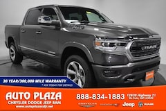 Used 2020 Ram 1500 LIMITED CREW CAB 4X4 5'7 BOX Crew Cab for sale in De Soto, MO