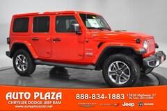 New Chrysler Dodge Jeep Ram 2019 Jeep Wrangler UNLIMITED SAHARA 4X4 Sport Utility for sale in De Soto, MO