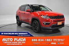 New Chrysler Dodge Jeep Ram 2020 Jeep Compass ALTITUDE 4X4 Sport Utility for sale in De Soto, MO