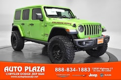 New Chrysler Dodge Jeep Ram 2019 Jeep Wrangler UNLIMITED RUBICON 4X4 Sport Utility for sale in De Soto, MO