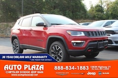 New Chrysler Dodge Jeep Ram 2021 Jeep Compass TRAILHAWK 4X4 Sport Utility for sale in De Soto, MO