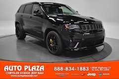 New Chrysler Dodge Jeep Ram 2018 Jeep Grand Cherokee TRACKHAWK 4X4 Sport Utility for sale in De Soto, MO