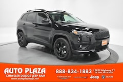 New Chrysler Dodge Jeep Ram 2019 Jeep Cherokee ALTITUDE 4X4 Sport Utility for sale in De Soto, MO