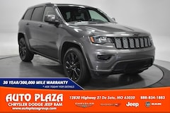 Used Vehicles for sale 2018 Jeep Grand Cherokee Laredo 4x4 SUV in De Soto, MO