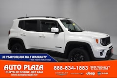 New Chrysler Dodge Jeep Ram 2020 Jeep Renegade ALTITUDE FWD Sport Utility for sale in De Soto, MO