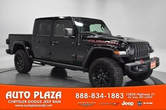New Chrysler Dodge Jeep Ram 2020 Jeep Gladiator 4WD Rubicon Truck for sale in De Soto, MO