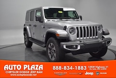 New Chrysler Dodge Jeep Ram 2018 Jeep Wrangler UNLIMITED SAHARA 4X4 Sport Utility for sale in De Soto, MO