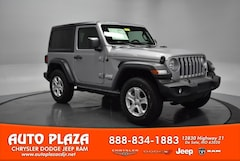 New Chrysler Dodge Jeep Ram 2018 Jeep Wrangler SPORT S 4X4 Sport Utility for sale in De Soto, MO