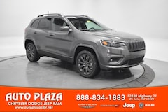 New Chrysler Dodge Jeep Ram 2019 Jeep Cherokee HIGH ALTITUDE 4X4 Sport Utility for sale in De Soto, MO