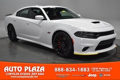 New Chrysler Dodge Jeep Ram 2019 Dodge Charger SCAT PACK RWD Sedan for sale in De Soto, MO