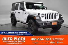 New Chrysler Dodge Jeep Ram 2019 Jeep Wrangler UNLIMITED SPORT 4X4 Sport Utility for sale in De Soto, MO
