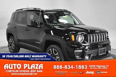 New Chrysler Dodge Jeep Ram 2020 Jeep Renegade LATITUDE 4X4 Sport Utility for sale in De Soto, MO