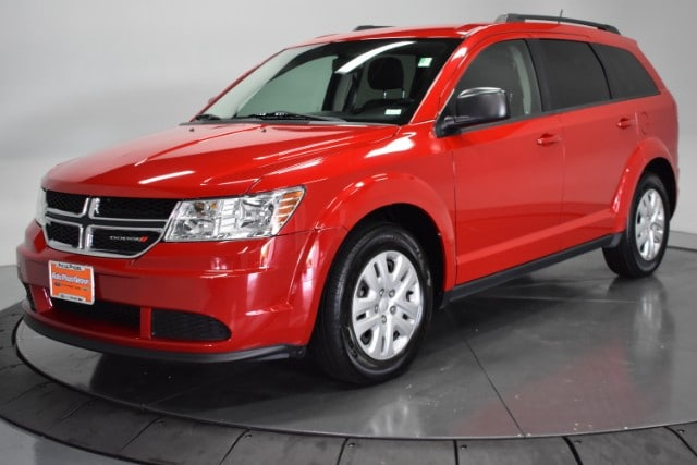 Used 2016 Dodge Journey SE For Sale | De Soto MO