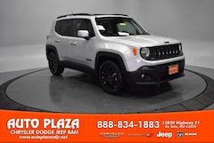 New Chrysler Dodge Jeep Ram 2018 Jeep Renegade ALTITUDE 4X2 Sport Utility for sale in De Soto, MO