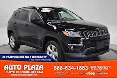 New Chrysler Dodge Jeep Ram 2020 Jeep Compass LATITUDE 4X4 Sport Utility for sale in De Soto, MO